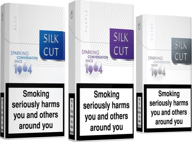 Caloric value cigarettes Superkings