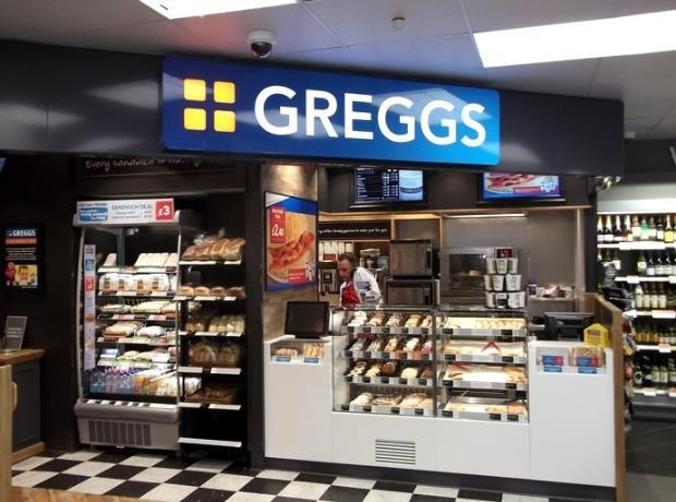 Blakemore And Greggs Team Up For Franchise Trial