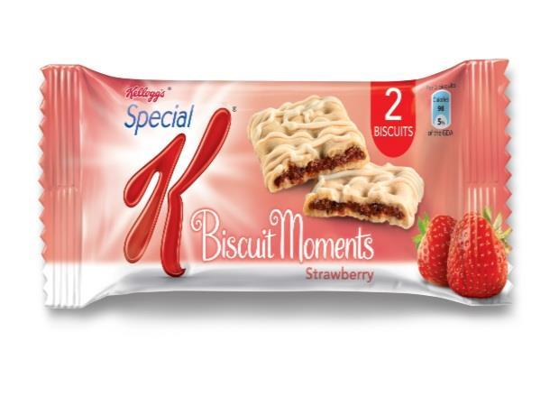 Kellogg's takes the biscuit with new range