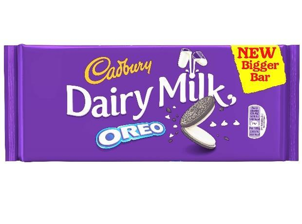 cadbury oreo new product launch During the campaign in 2012, cadbury dairy milk was launched in new flavours such as toffee popcorn, golden biscuit crunch (an exclusive to sainsburys), nutty caramel and also cadbury dairy milk with oreo.