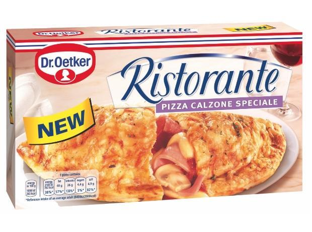 dr oetker keeps it fresh with new calzone speciale. Black Bedroom Furniture Sets. Home Design Ideas