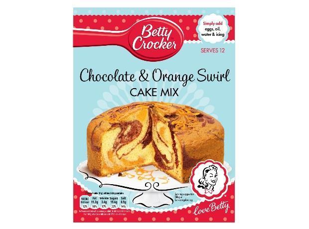Cinnamon Swirl Cake Uk