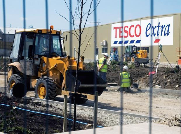 tesco scraps plans to build superstore in southend. Black Bedroom Furniture Sets. Home Design Ideas