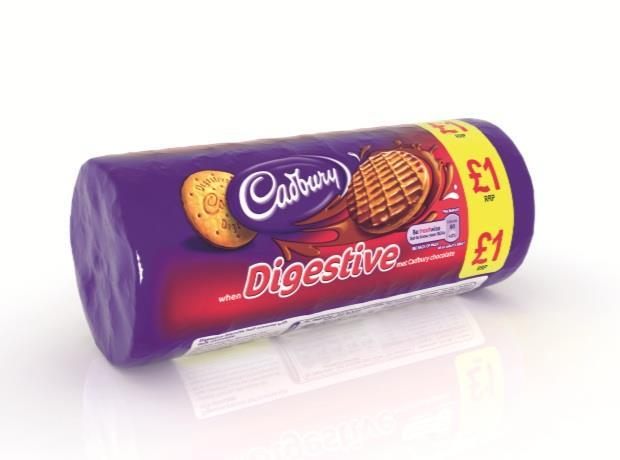Burton's takes the biscuit with Cadbury PMPs