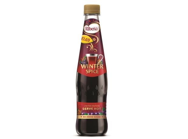 Image result for spiced ribena