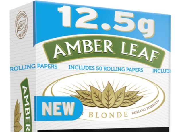 Jti Launches Amber Leaf Blonde