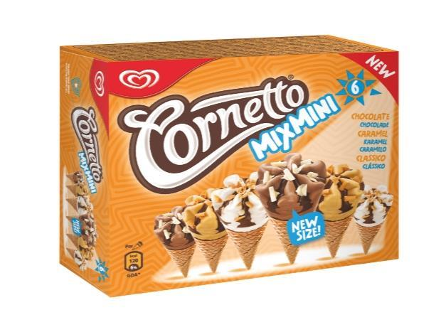 cornetto ice cream products target market Unilever is a british-dutch transnational consumer goods company co- headquartered in  unilever is one of the oldest multinational companies its  products are available in around  the us-based good humor ice cream  business was acquired in 1961  their target audience is single men between  the ages of 16-24.
