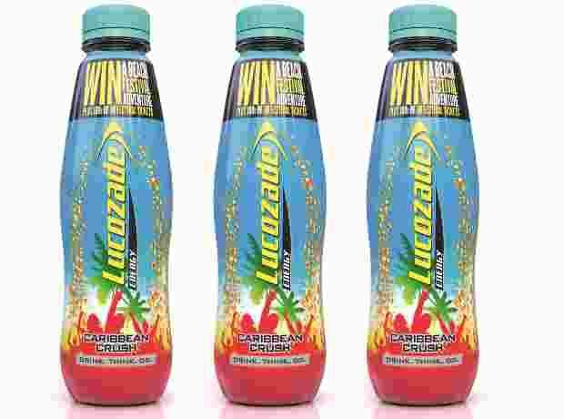 Lucozade competition