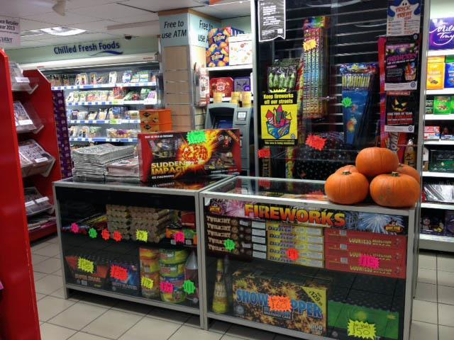 Retail Food Stores Regulations