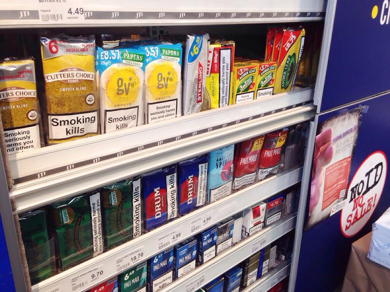 Where to get native cigarettes New Mexico