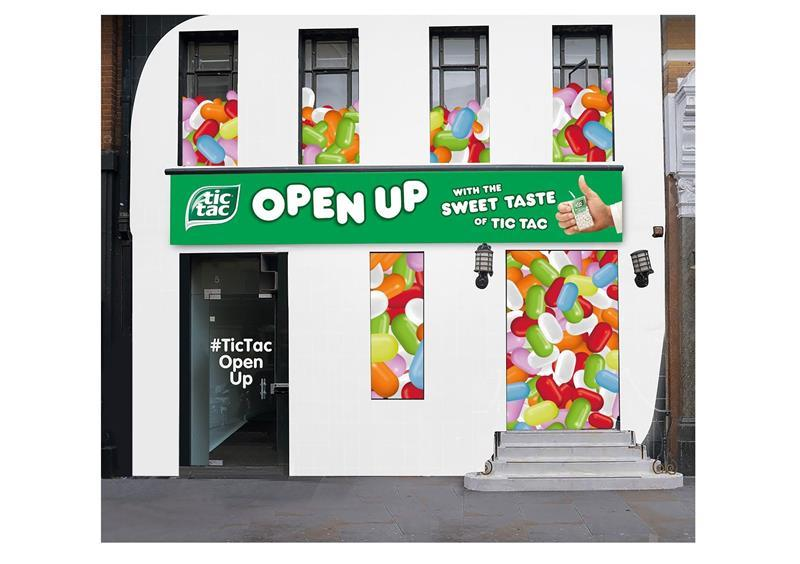 Retailer Competition Win Ticket To VIP Tic Tac Event
