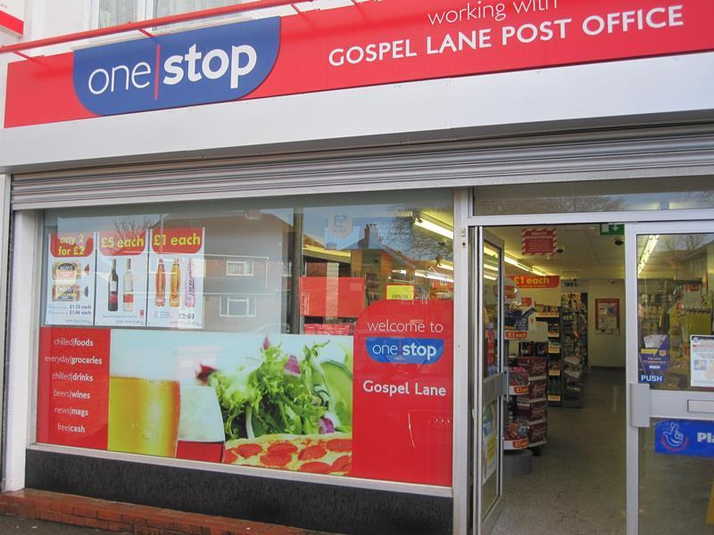 One Stop Gospel Lane Birmingham