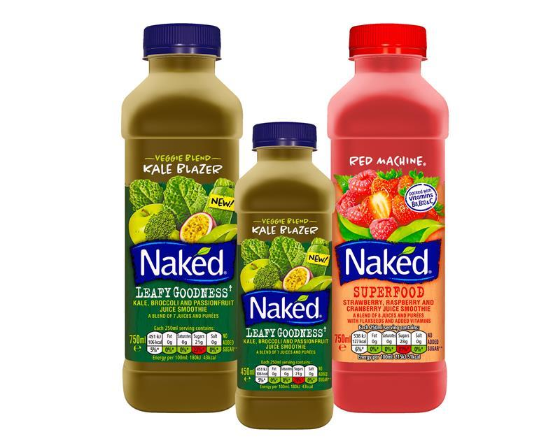 Naked Juice (15.2 fl oz) from Food Lion - Instacart