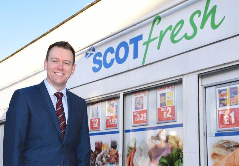 Scotfresh Names Mark Steven As New Managing Director