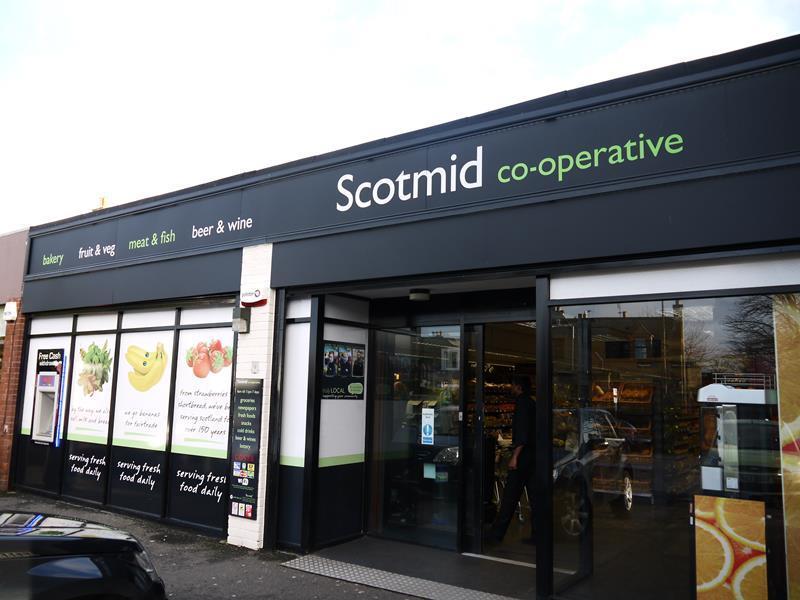 Scotmid Co Operative Barnton