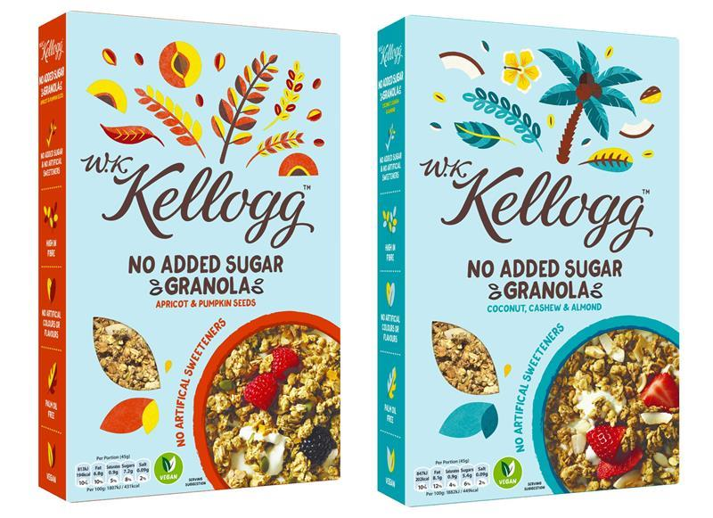kellogg s new product development marketing essay The problem is partly that new products aren't developed and put through their   marketing strategy requires setting goals, pricing strategies, and distribution.