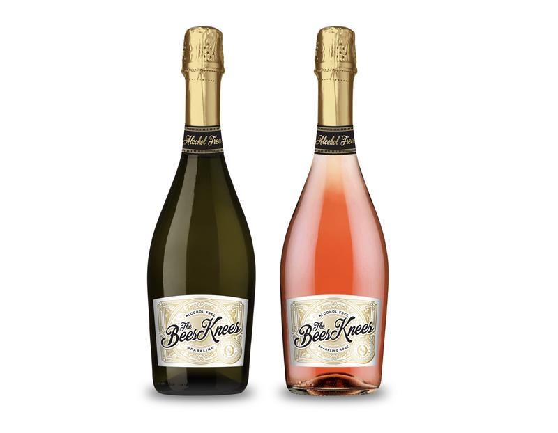 New Bees Knees non-alcoholic sparkling wine