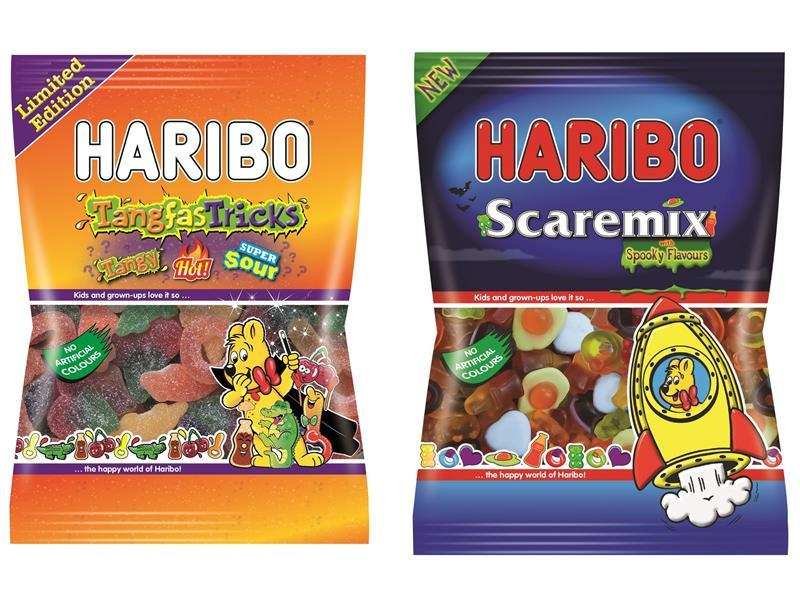 Image result for haribo halloween
