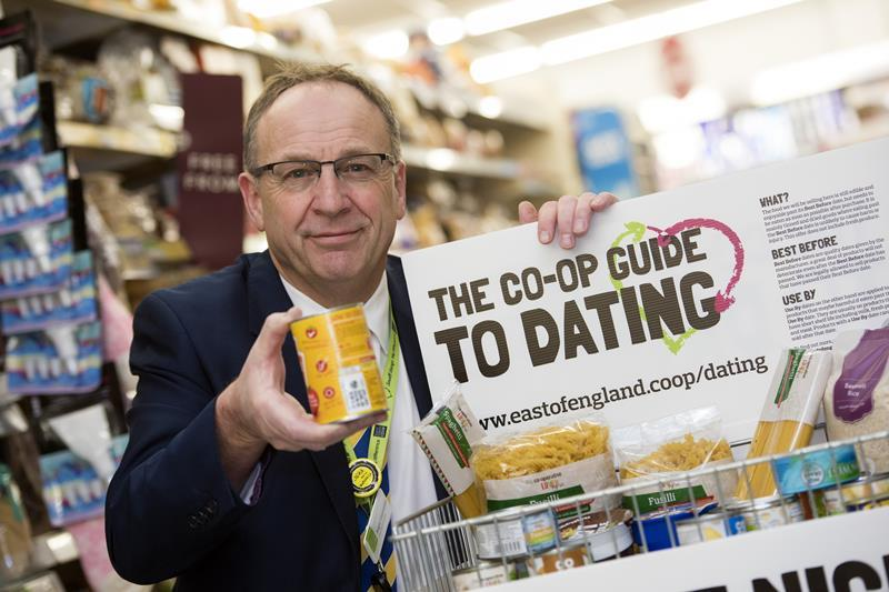 Grocery store dating