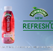 Robinsons Refresh'd campaign