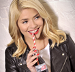 Holly Willoughby becomes Diet Coke's brand ambassador