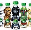 Volvic Star Wars bottles