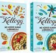 W.K Kellogg no added sugar