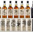 Diageo Game of Thrones Whiskies