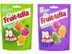 Fruittella Reduced Sugar range
