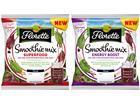 Florette smoothie mixes
