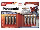 Panasonic Spider-Man Batteries
