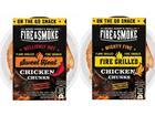 Fire and Smoke chicken chunks