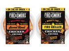 Fire and Smoke chicken chunks