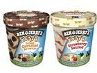 Ben and Jerry's Topped ice cream