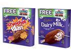 Cadbury Ice Cream Football Promotion