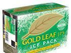 Gold Leaf Ice Pack