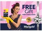 Marigold celebrates 70th anniversary with on-pack promotion