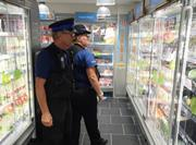 C-store's satisfied with local policing