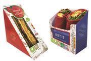 James Hall Vegetarian Food To Go