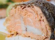 Morrisons hot salmon