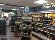 The 1,600sqft store in Ammanford opened after a £12,000 investment