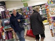 Supermarket spend grew last Christmas