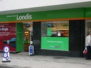 Londis store front