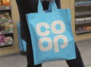 The Co-op wil return to its iconic blue clover-leaf logo