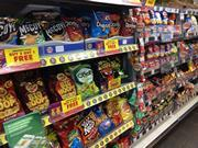 Crisps and savoury snacks