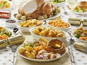 Aunt Bessie Range Christmas Roast Dinner with Turkey