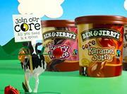 Ben and Jerry's Core advert