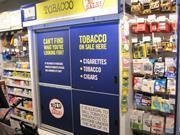 Tobacco gantry
