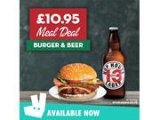Diageo UberEATs Meal Deal