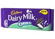 CDM Oreo Mint flavour